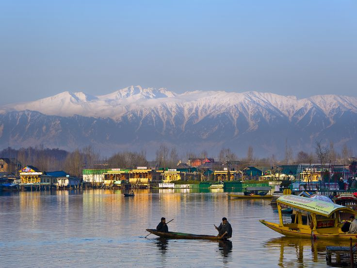 KASHMIR.  There are still occasional flare-ups (as this fall) and natural disasters (including a flood in early autumn) in Kashmir, but the days of larger-scale conflicts in this disputed territory in India's northwest seem to be over. It's completely unlike anywhere else in India. —Hanya Yanagihara