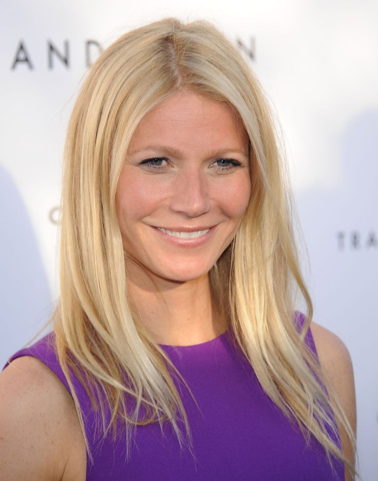 Gwyneth Paltrow's color is so gorgeous!