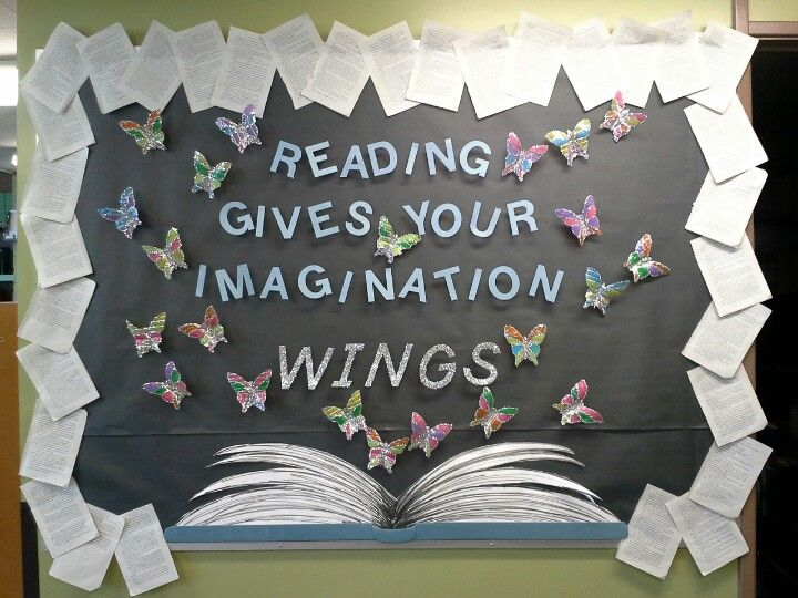 Best 25+ School library displays ideas on Pinterest ...