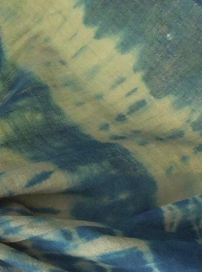 Tissus au mètre Tie Dye Fait main en Banglades - Commerce équitable, artisanat commerce équitable et