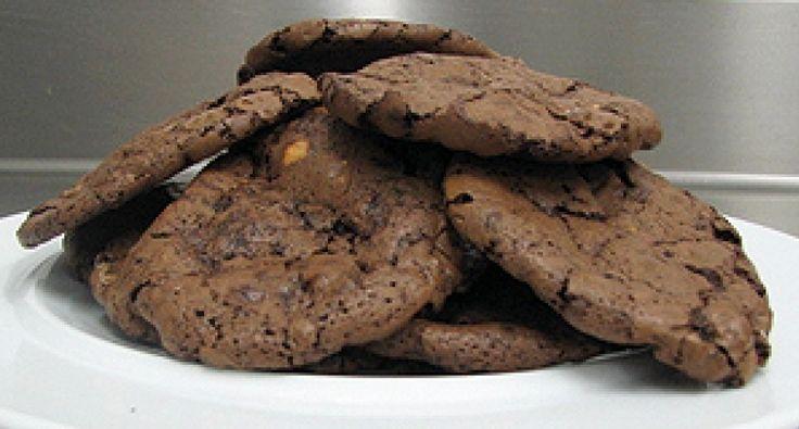 Keserűcsokoládés korong (Cookies)   APRÓSÉF.HU - receptek képekkel