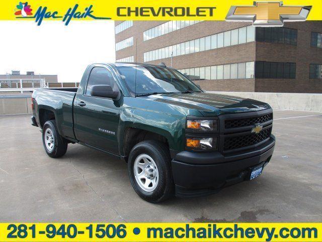 2015 Chevrolet Silverado 1500 Work Truck 2015 Chevrolet