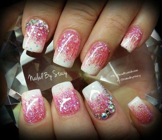 De 26 bsta nails bilderna p pinterest rock candy easter nail art easter nail designs 2014 easter nails prinsesfo Choice Image