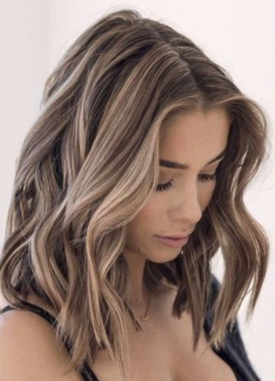 20 Finest Coiffure to Shine Your Character #balayagehairblonde