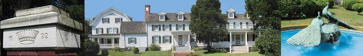 Sagtikos Manor - Historical Sites on Long Island