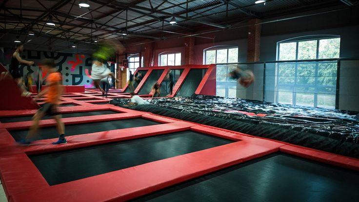 Po sukcesie pierwszego parku trampolin na Gocławiu, przyszedł czas na otwarcie…