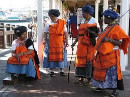 xhosa culture - traditional dress