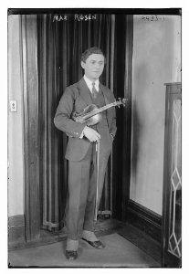 Max Rosen, violin
