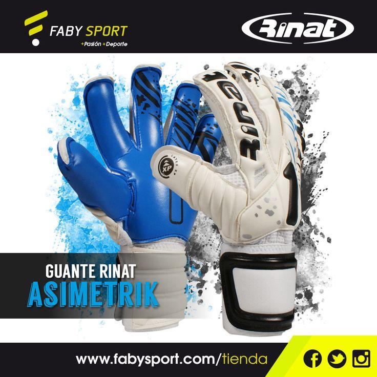 Los Guantes #Rinat #Asimetrik están de vuelta a #FabySport, ven por los tuyos!!!