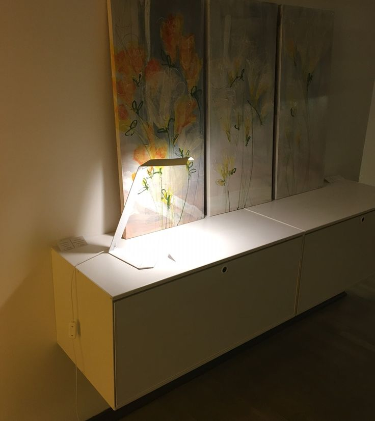 #Elle table lamp, design by Jannis Ellenberger for #Prandina, at Casa 7 showroom in Como #lighting #interiordesign #tablelamp #lightingdesign