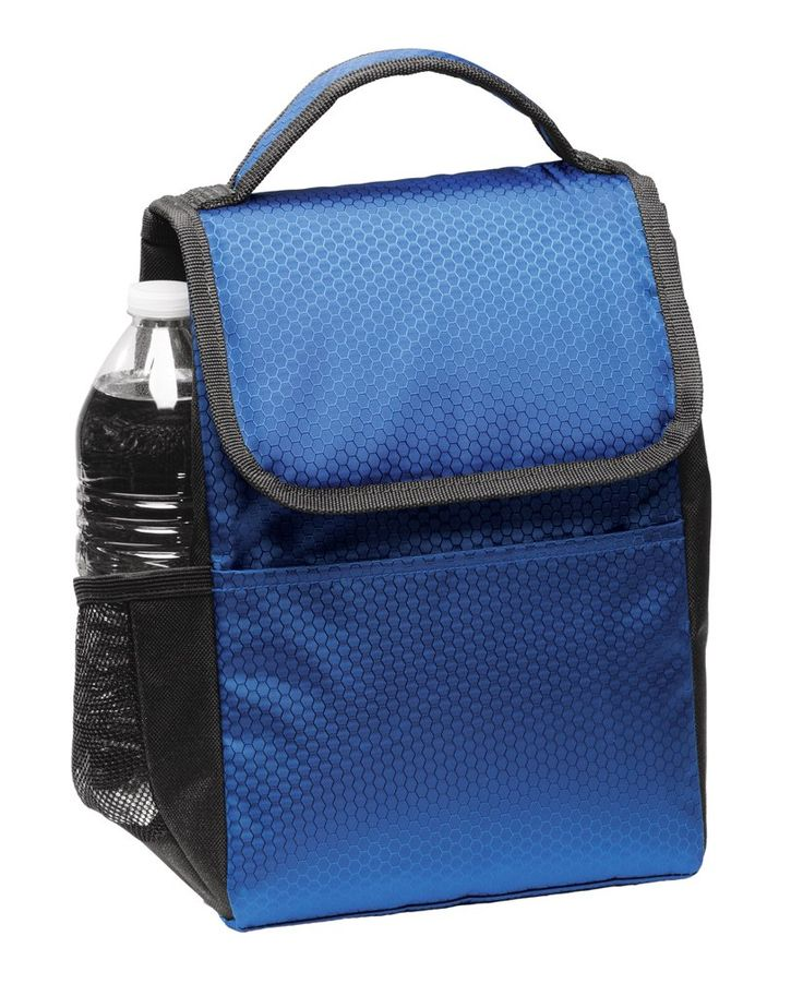 Lunch Cooler Bag with Mesh Side Pocket - BG500