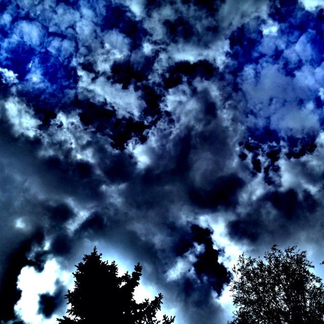 Wolken ohne Ende