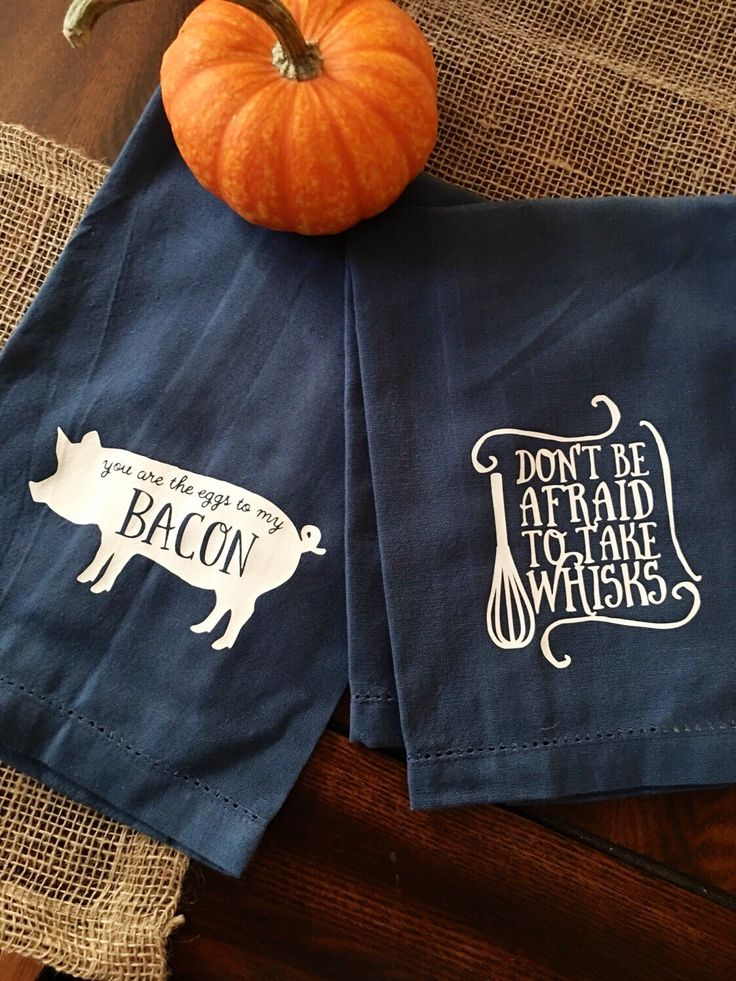 A personal favorite from my Etsy shop https://www.etsy.com/listing/468858010/farmhouse-kitchen-towel-your-the-eggs-to