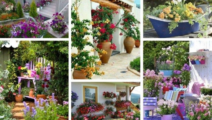 Spring Comes With The Most Beautiful Diy Flower Decorating Ideas For Your Garden And Yard Stone Flower Beds Flower Landscape Spring Flower Arrangements Diy