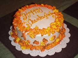 thanksgiving cakes pictures - Google Search