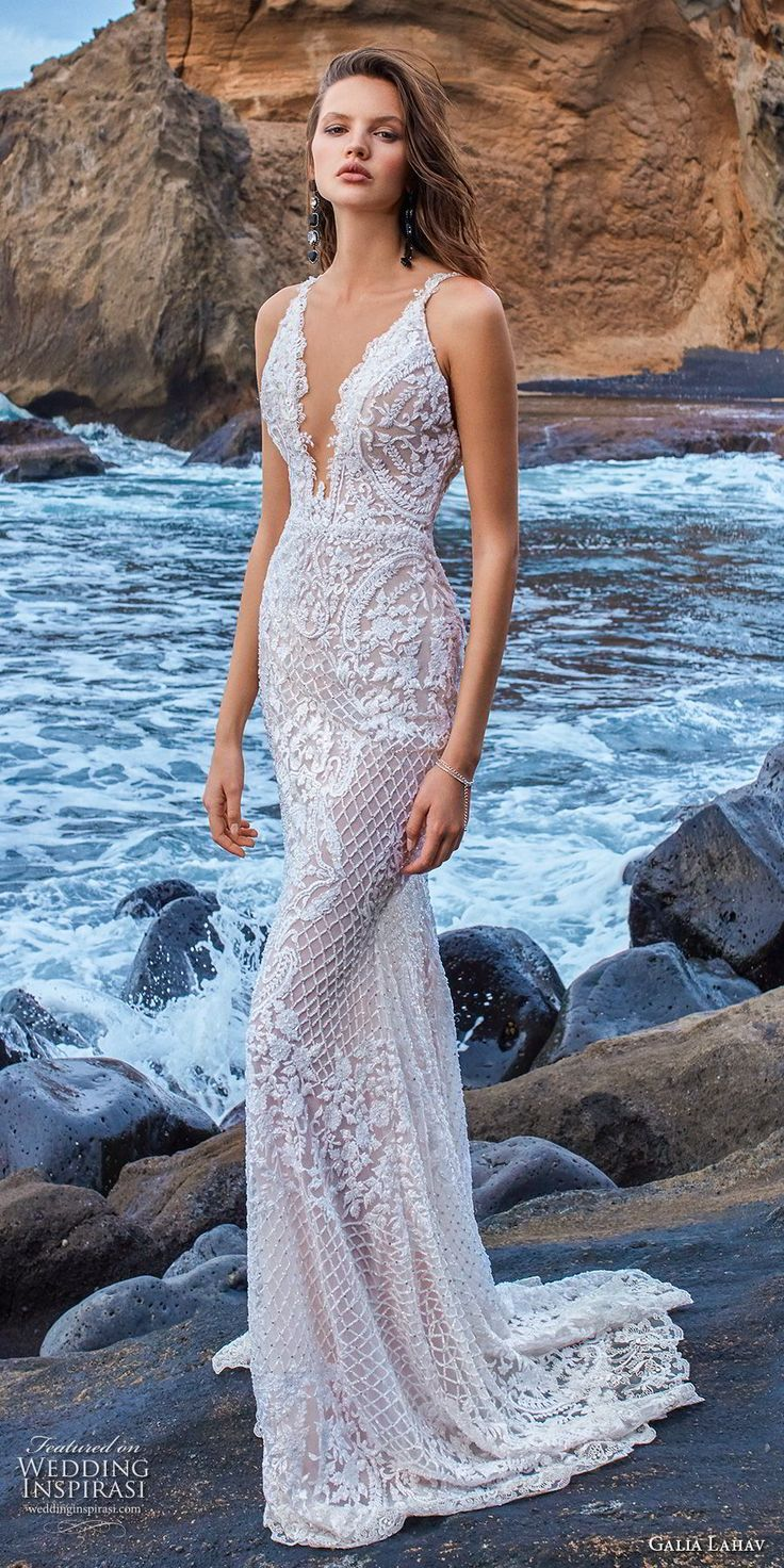 128 best Wedding Dresses images on Pinterest | Gown wedding, Wedding ...