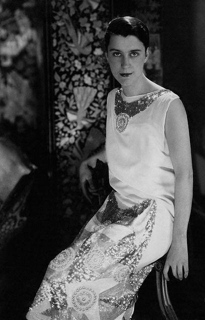 Beatrice Lillie by Edward Steichen