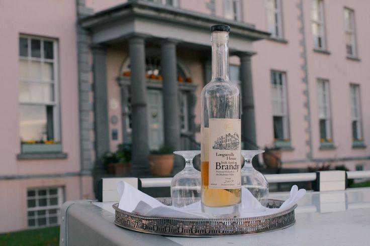 Distilling Ireland's ONLY Apple Brandy