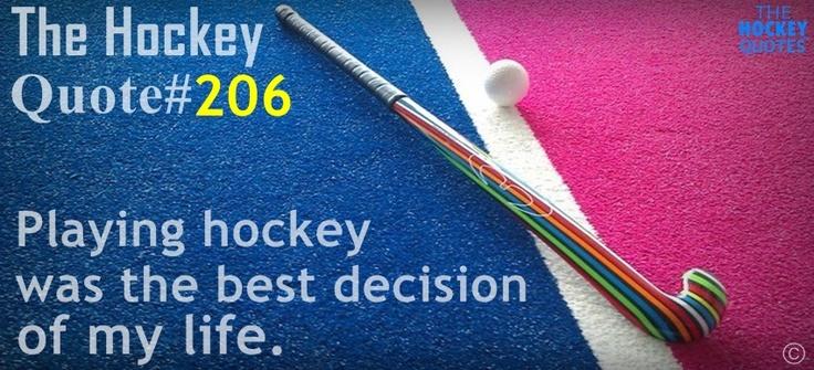 Inspiring Hockey's world