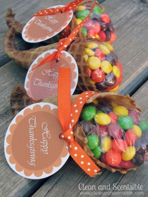 Thanksgiving Food Ideas for Kids