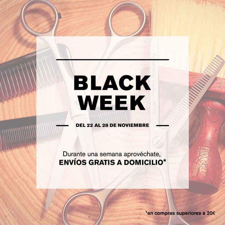 ¡El Black Friday ya está aquí y en Calèndula Distri lo convertimos en la BLACK WEEK! ¡Si! ¡5 días! Porque la BLACK WEEK de Calèndula Distri se celebra desde el miércoles 23 al Lunes 28 de noviembre. Disfruta durante una semana de los mejores precios con los ¡GASTOS DE ENVÍO GRATIS! #BlackFriday #BlackWeek