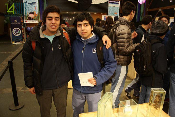 Arturo Soto y Luis Vero