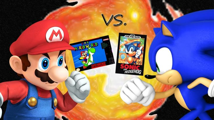 What do you like better? Super Mario World or Sonic The Hedgehog (1991)