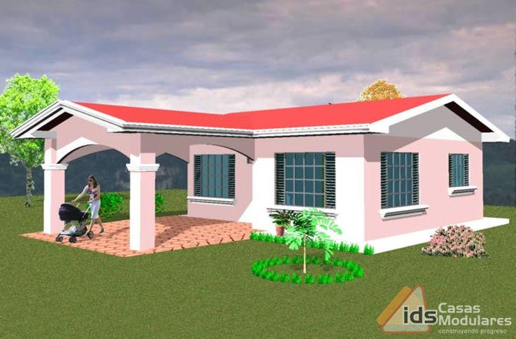 Ids casas modulares p rez zeled n costa rica cat logo - Catalogo casas prefabricadas ...