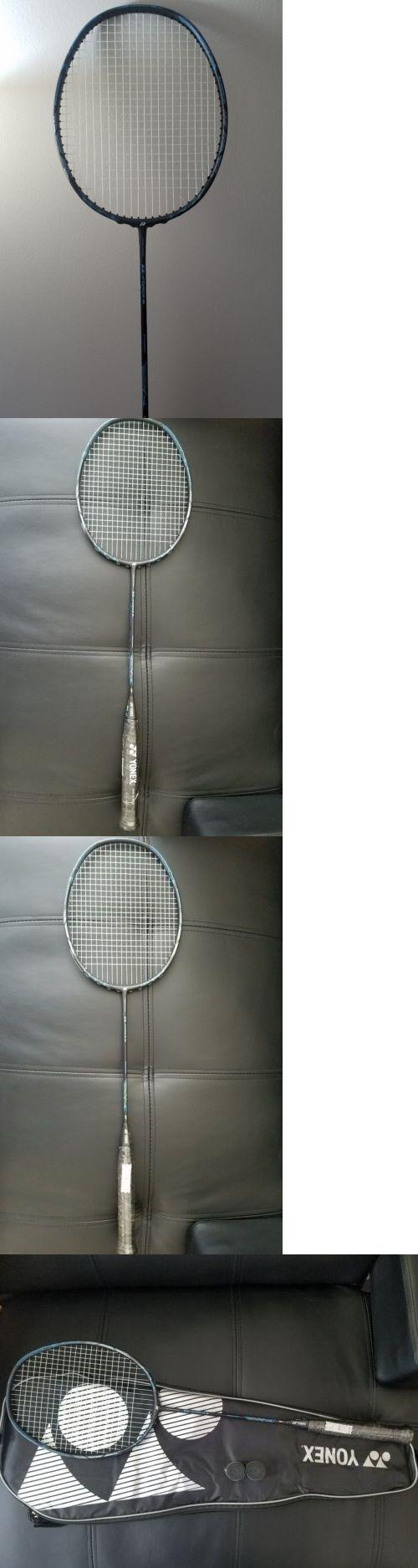 Badminton 106460: Yonex Voltric Z-Force 2 4U, Badminton Racquet Racket -> BUY IT NOW ONLY: $180 on eBay!