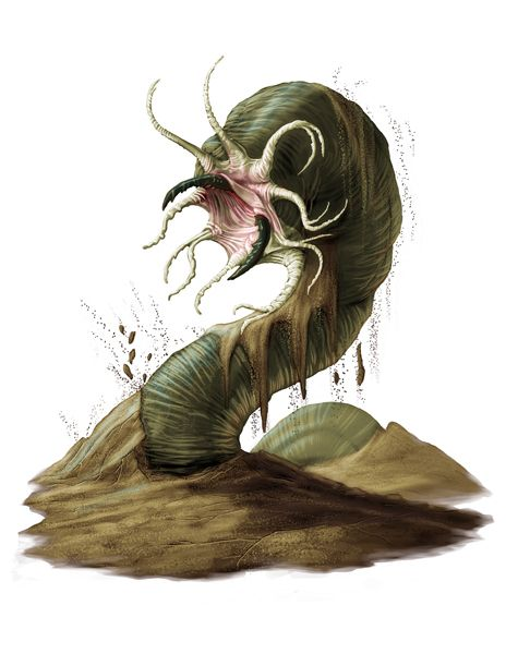 Image result for devourer wurm sandworm