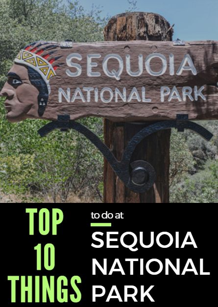 Sequoia National Park is home to deep caves and the biggest tree in the world. While first-time visitors to Sequoia National Park are drawn to the giant sequoia trees, the 404,051-acre park offers many more attractions. Top 10 Things to do at Sequoia National Park http://www.active.com/outdoors/articles/Top-10-Things-to-do-at-Sequoia-National-Park.htm?cmp=23-243-1351