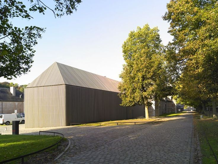 historic + cultural centre - alden biesen - a2o - 2012