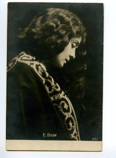 Vera Violetta: Eleonora Duse