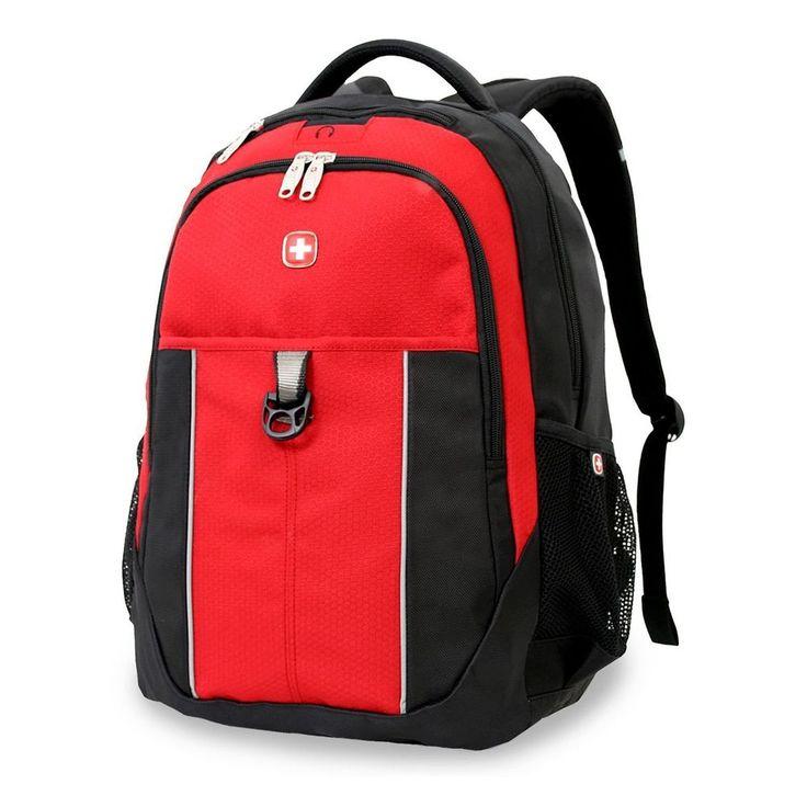 17 beste ideeën over Swiss Gear Backpack op Pinterest - Lederen ...