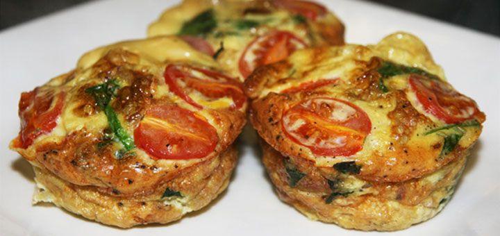 Paleo Ei muffins