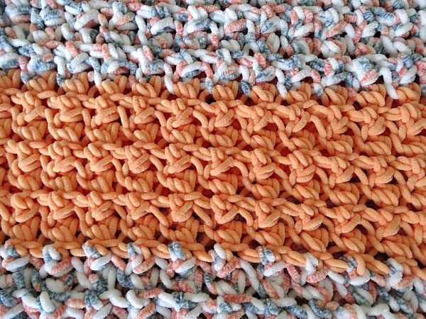 Glover Stitch Baby Blanket. Free Crochet Pattern & Video tutorials By Meladora's Creations
