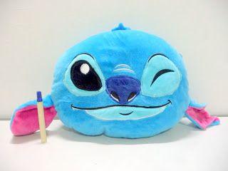 Bantal stitch lucu