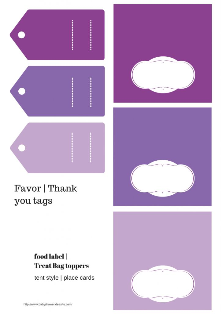 11 free printable baby shower party packs by babyshowerideas4u free baby shower printables