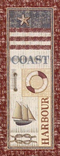 Coastal I - Mini