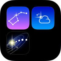 Stargazers Pro - Astronomy Apps to Explore Solar System, Stars & Constellations 3D by Vito Technology Inc.