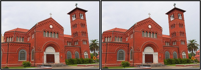 Charpentier District, Lake Charles, Louisiana 2010.07.18    015. Cathedral of the Immaculate Conception (1911)