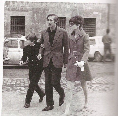 Audrey Hepburn , Andrea Dotti and Luca Dotti