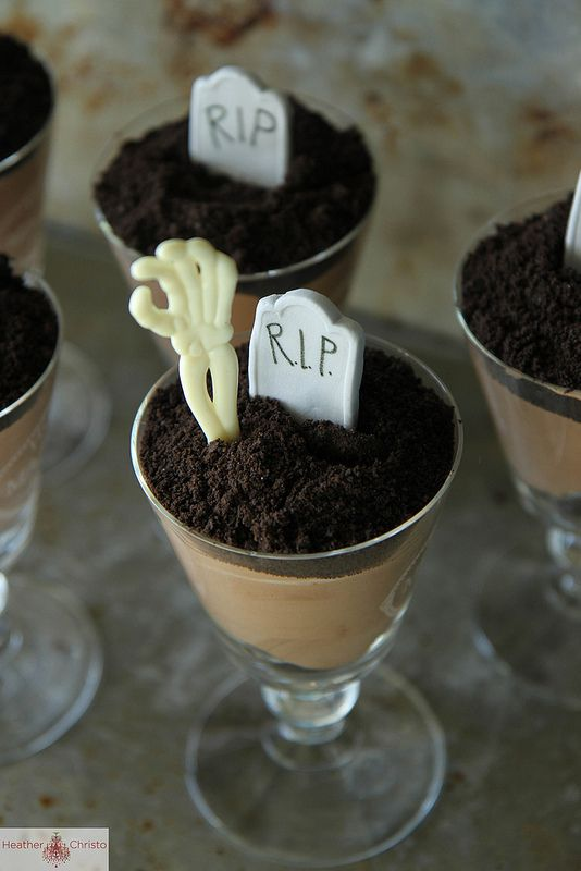 Halloween Cake Recipes Pinterest