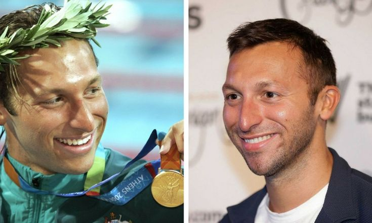 Ian Thorpe  You'd be very surprised to know this Olympic Swimmer was allergic to chlorine. Thorpe is famous for being the most decorated Australian Olympic athlete and is held in high regard by the likes of Michael Phelps.