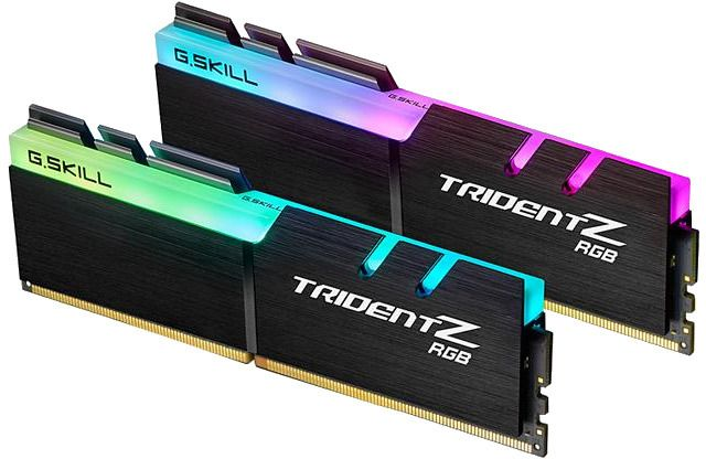 G.Skill Trident Z 16GB DDR4 3000MHz Black/RGB - цена и характеристики   Plasico IT Superstore