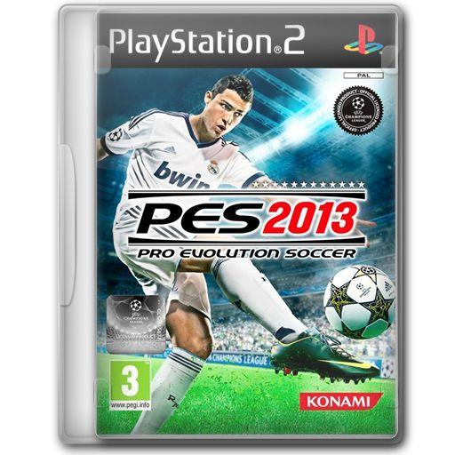 Descargar PES 2013 para PlayStation 2 gratis