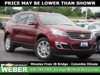 2015 Chevrolet Traverse Vehicle Photo in Columbia, IL 62236