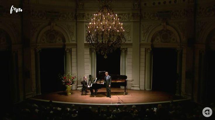 Franz Schubert: Winterreise – Thomas Oliemans, Malcolm Martineau (HD 1080p)