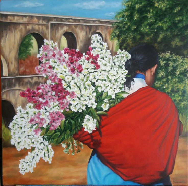 #flores #indita #rebozo #mexicana