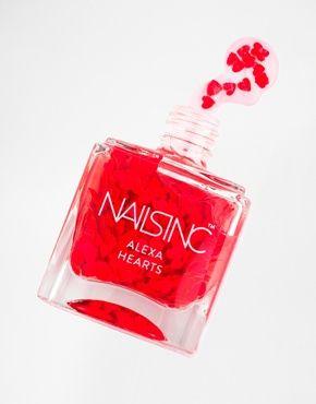 Nails Inc Hearts Nail Polish